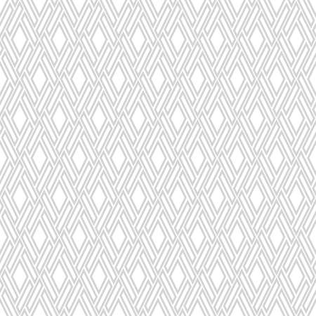 Abstract geometric pattern with squares, lines. A seamless vector background. Grey and white graphic pattern Illustration