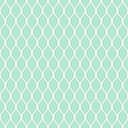 Abstract geometric pattern with lines. A seamless vector background. Graphic blue and white pattern Illustration