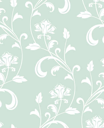 Floral Seamless  pattern vector for wall paper, cover ornament.