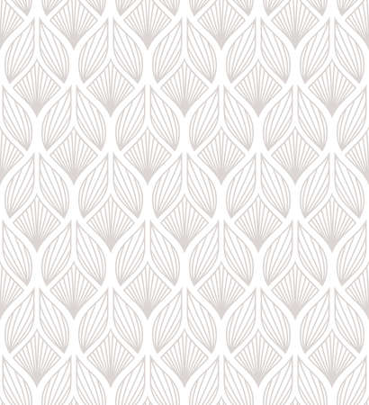 Abstract geometric pattern with lines. A seamless vector background.
