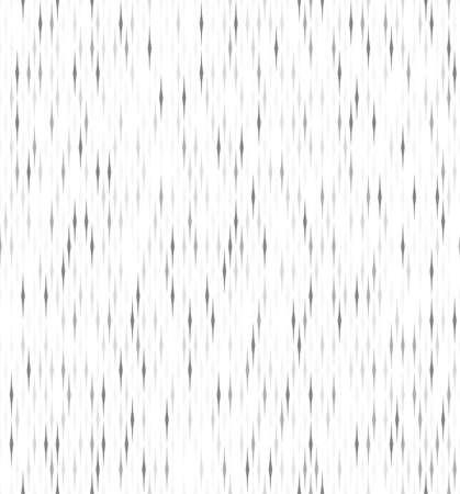 Abstraktes geometrisches Muster mit Punkten . Ein nahtloser Vektorhintergrund . Weiße und graue Verzierung . Grafisches modernes Muster