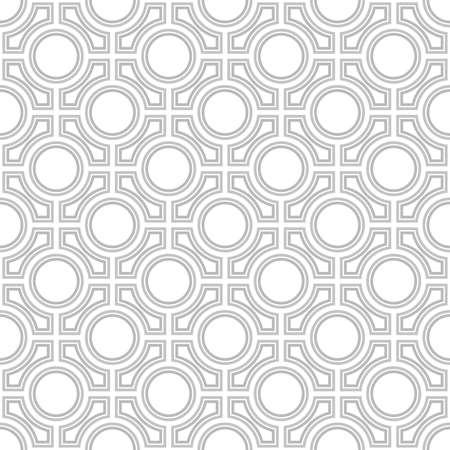 Le motif géométrique avec des lignes. Fond vectorielle continue. Texture blanche et grise. Motif graphique moderne.