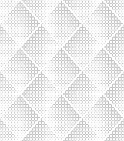 Abstract geometric pattern. A seamless vector background.