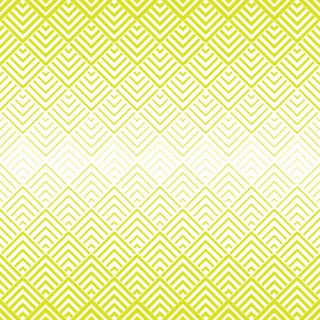 Abstract geometric pattern. Vector seamless background. White and yellow ornament. Graphic modern pattern