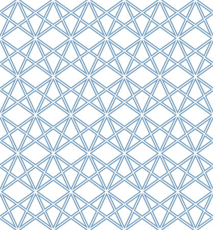 The geometric pattern with lines.