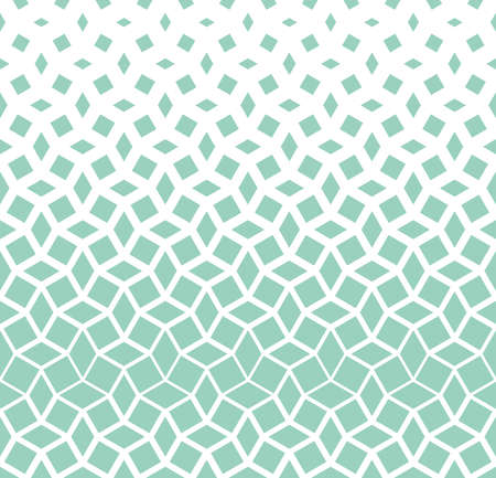Abstract geometric pattern. background. White and blue halftone. Graphic modern pattern. Simple lattice graphic design