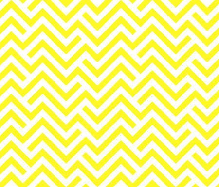 Abstract geometric pattern with stripes, lines. Seamless background. White and yellow ornament. Simple lattice graphic design
