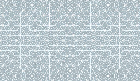 The geometric pattern with lines. Seamless background. White and blue texture. Graphic modern pattern. Simple lattice graphic design Zdjęcie Seryjne