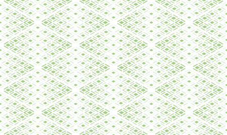 Abstract geometric pattern. Seamless vector background. White and green halftone. Graphic modern pattern. Simple lattice graphic design