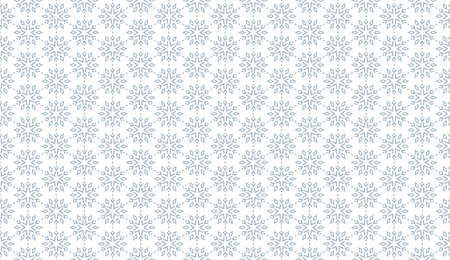 Abstract geometric pattern with lines, snowflakes. A seamless vector background. White and blue texture. Graphic modern pattern 版權商用圖片 - 134809452