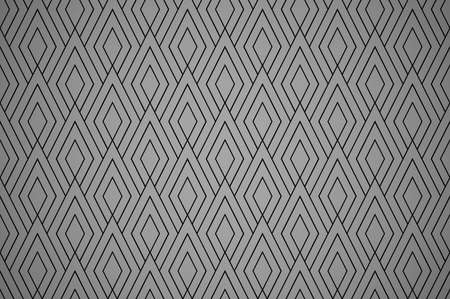 The geometric pattern with lines. Seamless vector background. Black texture. Graphic modern pattern. Simple lattice graphic design 版權商用圖片 - 143130979