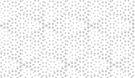 Abstract geometric pattern. A seamless vector background. White and gray ornament. Graphic modern pattern. Simple lattice graphic design. 일러스트