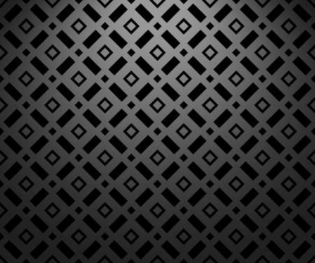Abstract geometric pattern. A seamless background. Black ornament. Graphic modern pattern. Simple lattice graphic design