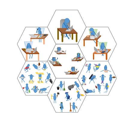 jerarquia: jerarquía de negocio