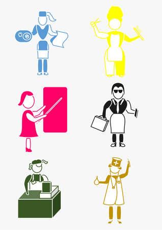 shop assistant: employee