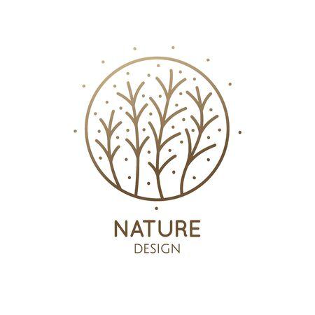 Tropical decorative plant 矢量图像