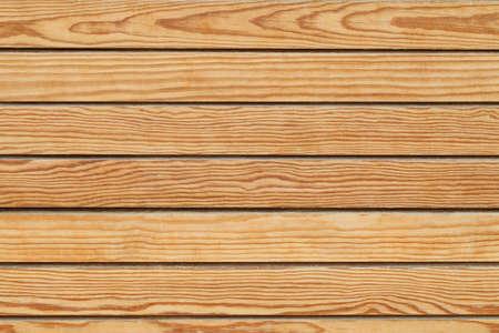 Background of wooden boards planed, horizontal, new. 版權商用圖片
