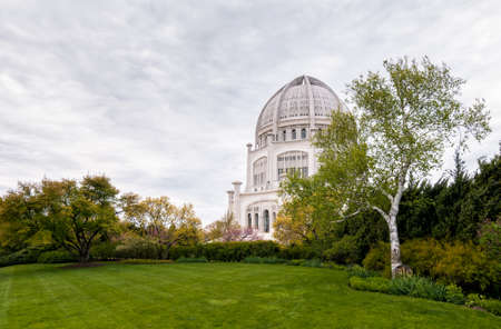 Baha i House of Worship, Chicag