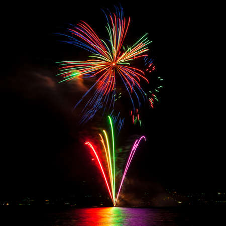 blowup: Flowers of fireworks
