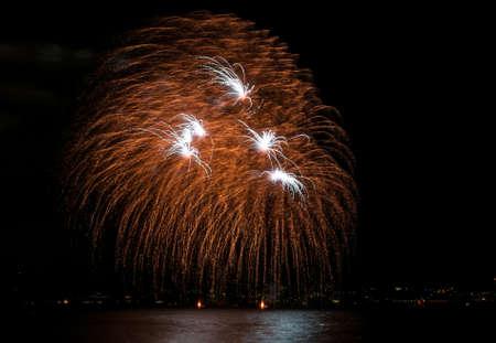 blowup: Multiple fireworks