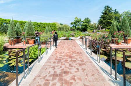 botanic: Chicago Botanic Garden