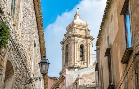 Church of San Giuliano in the town of Erice in the province of Trapani, Sicily