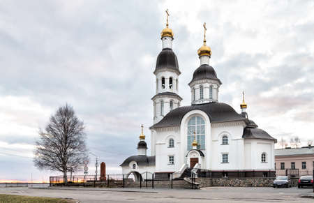 Orthodox Church of the Assumption of Virgin Mary in Arkhangelsk