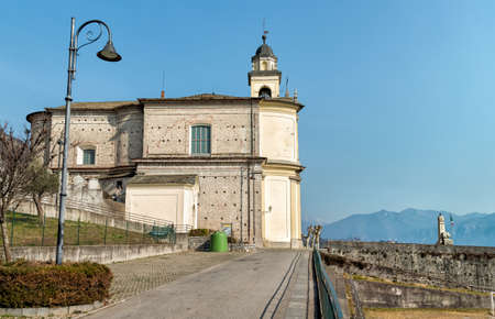 Church of Sant Abbondio, located in Mezzegra, belongs to the municipality of Tremezzina, in the province of Como, Lombardy region.