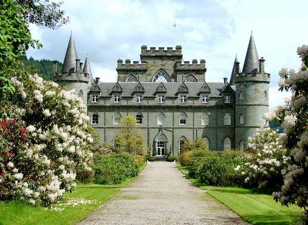 mistic: castle Inverary