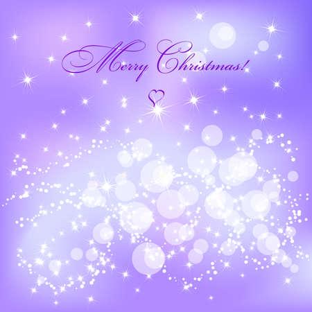 snoflake: Christmas background