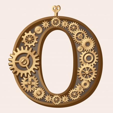 mechanical: Mechanische alfabet