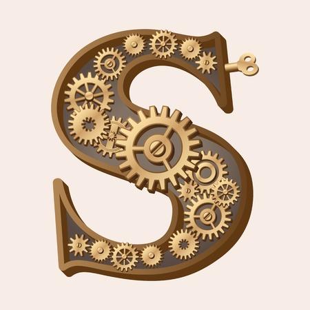 mechanical energy: Mechanical alphabet