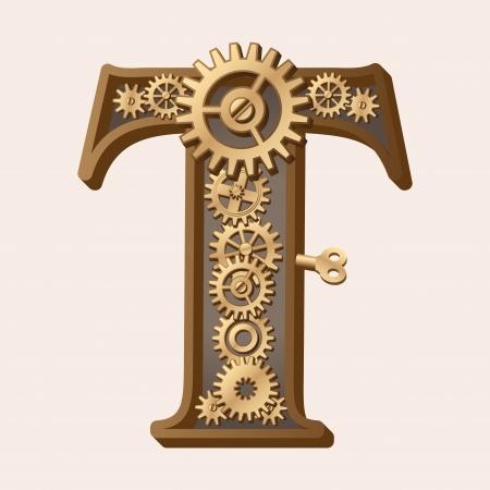 mechanical engineer: Mechanical alphabet
