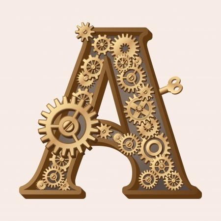 ingegneri: Alfabeto meccanica