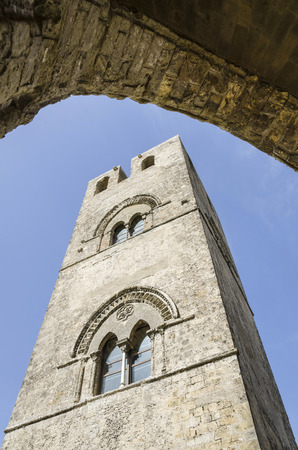 erice: Erice, Sicily, Bell tower