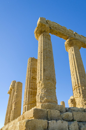 agrigento: Temple of Juno, Valley of the Temples, Agrigento, Sicily