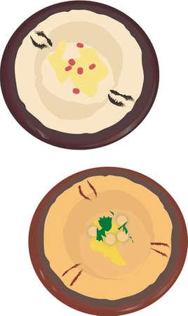 hummus and baba gnash
