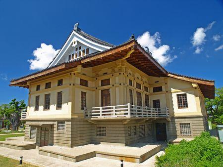 bushido: Bushido Hall in Tainan City, Taiwan