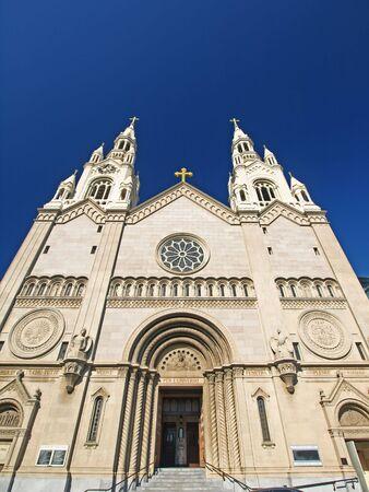 pious: St. Peter & Paul Church in San Francisco
