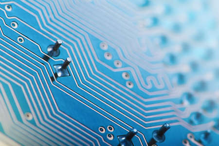 Circuit Board, Mother Board, Computer Chip, Electronics Industry, Technology 版權商用圖片