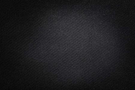 Foam rubber texture. Black background. Dark polystyrene.