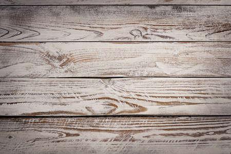textured white wooden board background 版權商用圖片