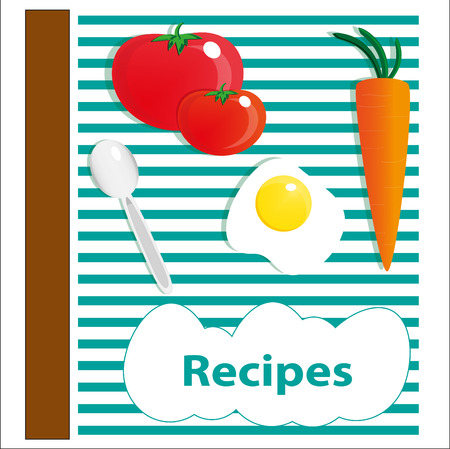 cookbook: recipes Illustration