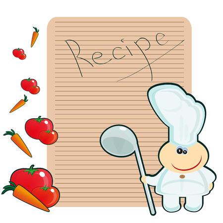 recipe Vector