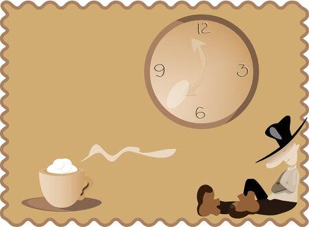 tarjeta de café