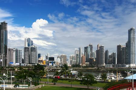 Modern City View, Panama City