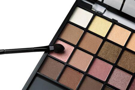 eye shadows: Palette of Professional Colorful Eye Shadows