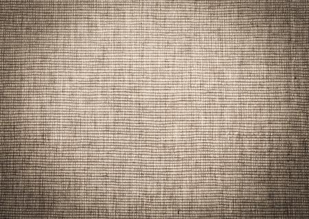 vintage grey sacking textured background photo