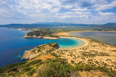 messinia: Lagoon of Voidokilia