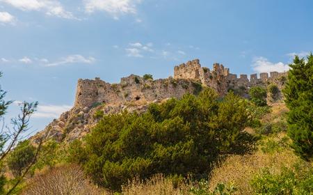 messenia: Paleokasro fortress